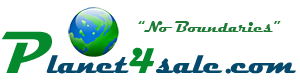 Planet4sale Logo